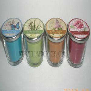 glass jar candle shades