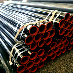 most demanded products carbon steel seamless black painting pipe
