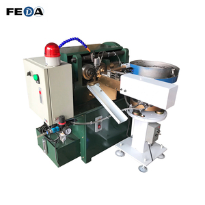 FEDA thread making machinery reber thread making machine flat die screw rolling machine