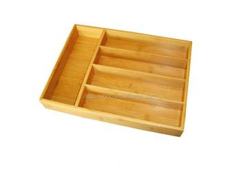 Di Laci Organizer Bambu Utilitas Untuk Dapur Kamar Mandi Kantor Dan