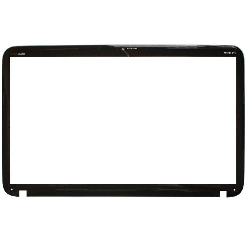 New Laptop Replacement Lcd Front Bezel Cover For HP Pavilion DV6-6000 640420-001 B Shell