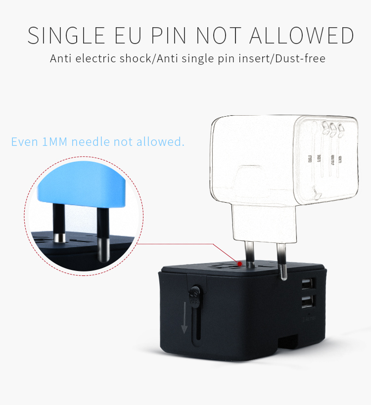 songlinda new arrival hot wholesale travel adapter with power bank  mobile accessories set for promotions souvenirs gifts