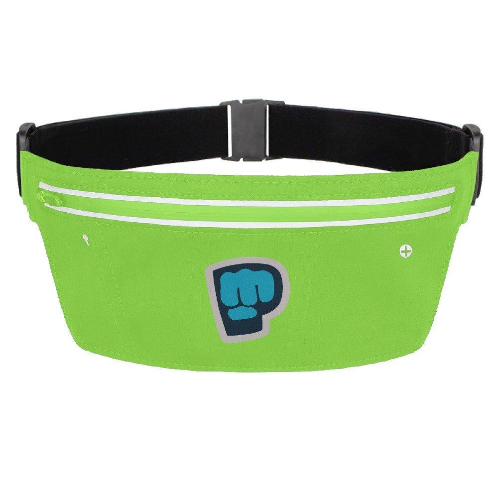 Going To Beach Alpaca Towel Bag Sport Waist Bag Fanny Pack Adjustable For Hike