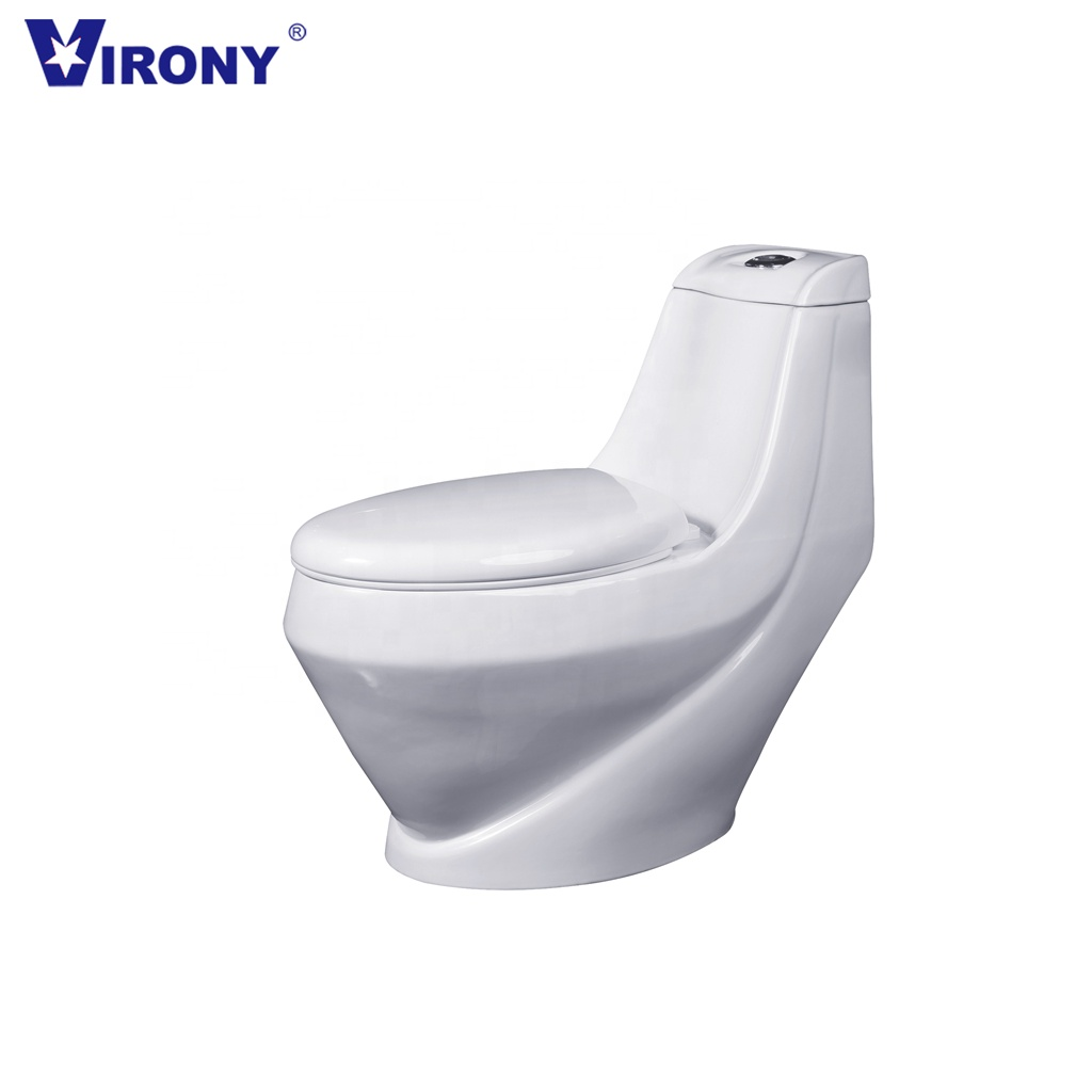 Admirable Hot Sale Color One Piece Direct Flush Toilet Wc With Dual Flush View Flush Toilet Virony Product Details From Guangzhou Livi Import Export Co Cjindustries Chair Design For Home Cjindustriesco