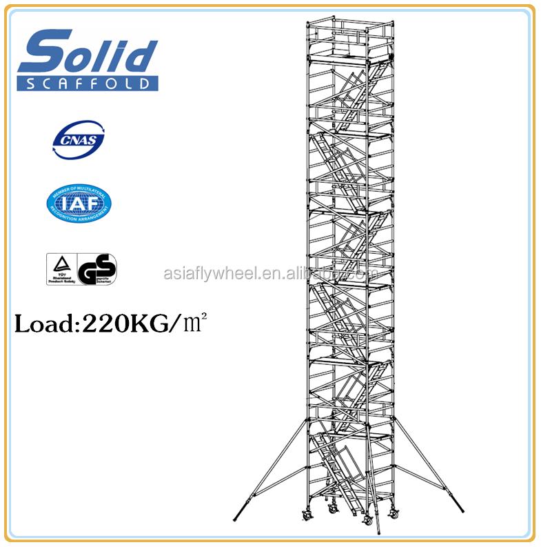 Finden Sie Hohe Qualität Aluminium Fahrgerüst Turm Hersteller und ...