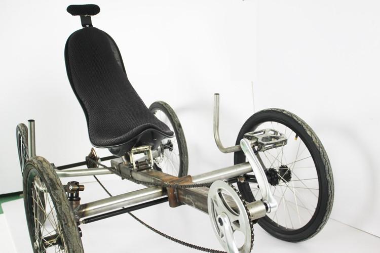 Fat Tires 4 Wheels Recumbent Trike Quad Fat Bike Buy