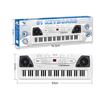 professional music educational toy electronic organ keyboard used piano