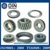 helical gears for transmission part on excavator parts