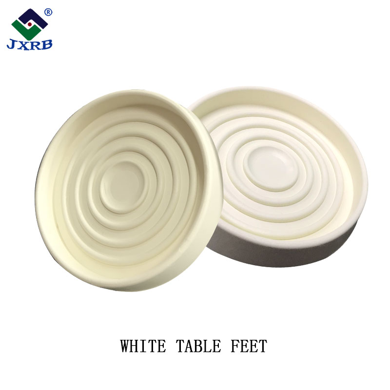Household <strong>rubber</strong> round table feet wholesale, table legs tips