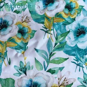 Best choose soft oriental print clothing fabric cheap apparel textiles