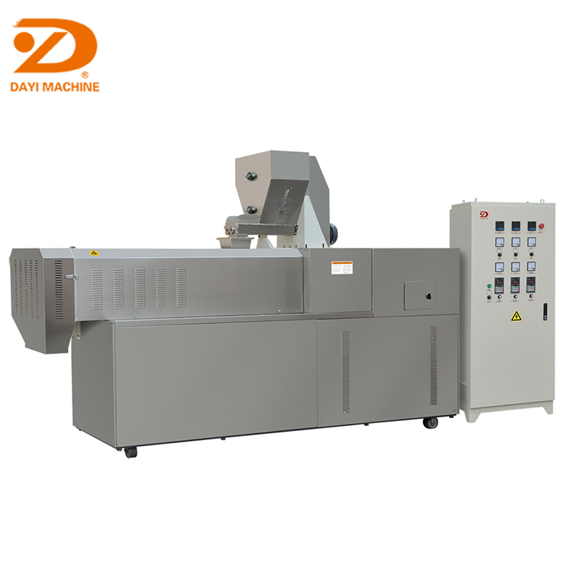 Dayi Extrusion Hot sale <strong>Corn</strong> Flour Snack Food Extruder with Cheap Price