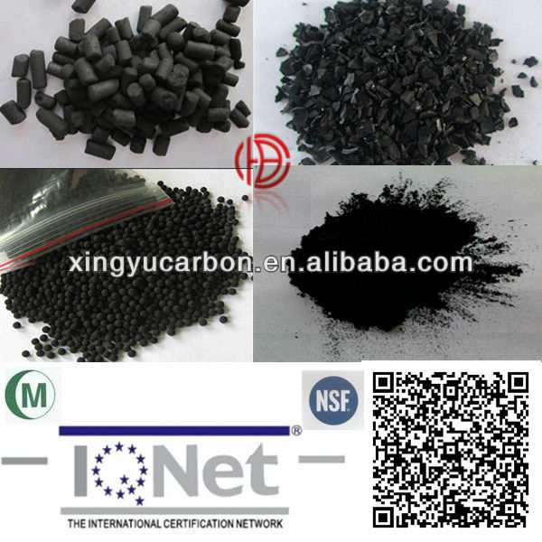 Waste Drinking Water Treatment Activated Carbon Manufacturer