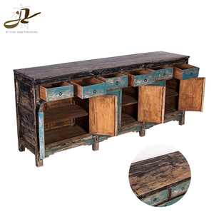 Customized Chinese traditional style commercial vintage furniture