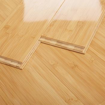 100% Solid Natural High Gloss Bamboo Flooring - Buy High Gloss Bamboo  Flooring,High Gloss Laminate Flooring,Solid White Bamboo Flooring Product  on ...