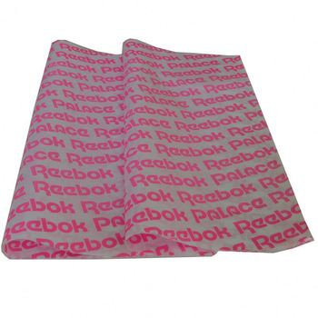 Customized printed paw print tissue paper