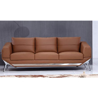 Real leather couches and sofas modern sofa for living room importados office sofa seat SF168