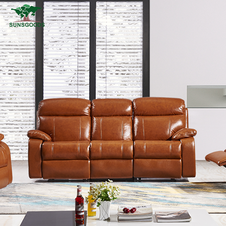 Best Ing Suede Recliner Sofa Set