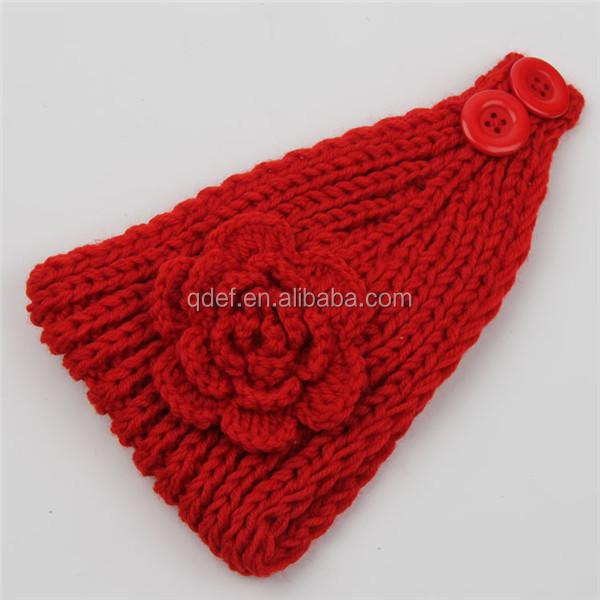 Crochet Headband Pattern With Button Closure galleryhip ...