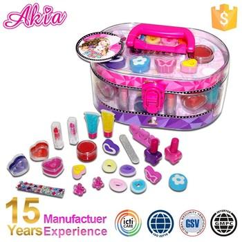 Hot Selling Private Label Cosmetics Kid Pretend Plastic Makeup ...