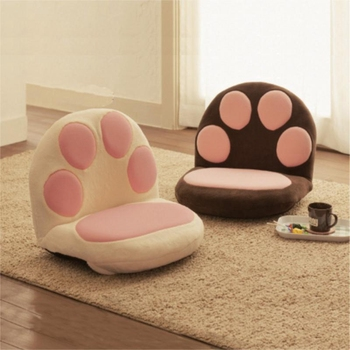 Cute single kids sofa chair Japanese cartoon folding lazy gaming chairs & Cute single kids sofa chair Japanese cartoon folding lazy gaming chairs