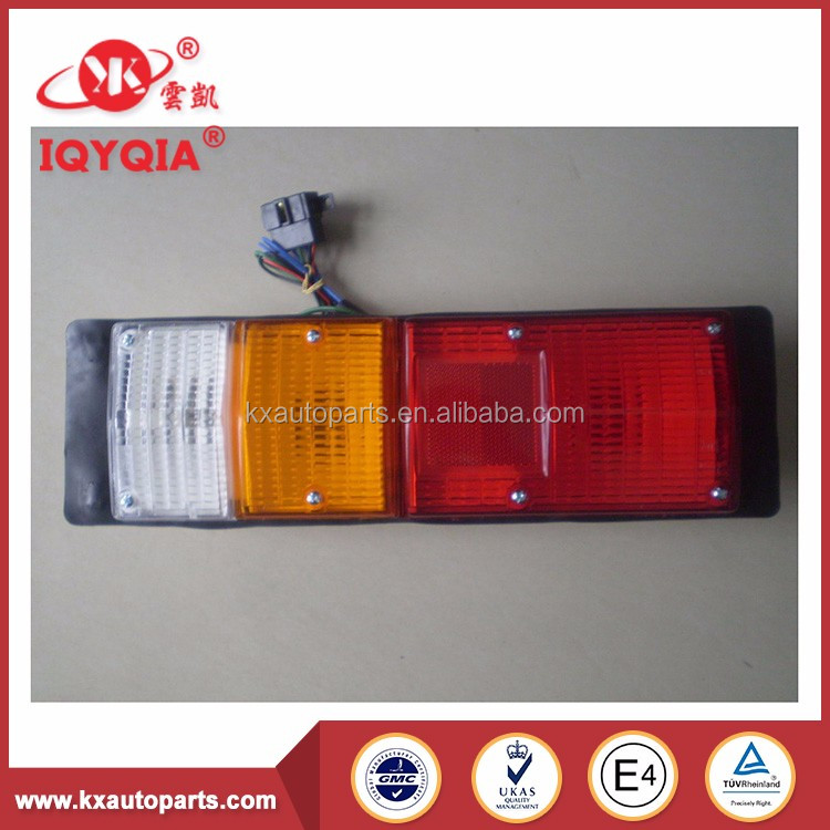 5822300193 5822300183 Newest carbon tail lamps eyebrows for ISUZU D-MAX