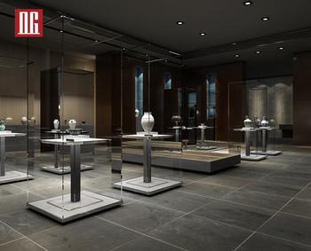 Creative Design Ideas Museum Exhibition Stands 3d Models - Buy ...