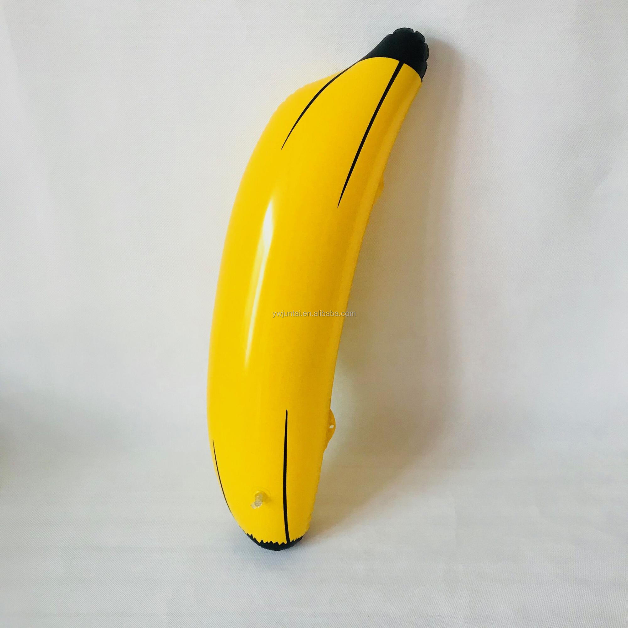 68CM High Quality Giant Promotion Banana <strong>Inflatable</strong> for sale