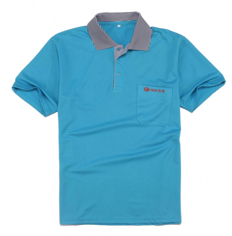 Hot Selling superior quality good offer pure color tshirt polo