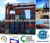 FCL/Container shipment to Madras (Allen)