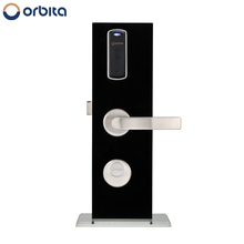 Security Door Factory Price And High Quality Intercom System Door Lock Hotel Card Key Lock