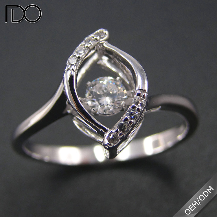 Competitive price 1 carat diamond ring price