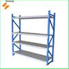 Warehouse Storage steel shelving,racking system collapsible, durable,factory price