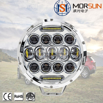 7 Inch 75w Car Led Headlight,75w C Ree Led Replacement Headlights ...