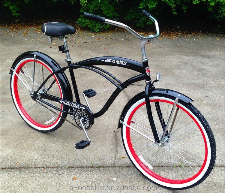 herren beach cruiser fahrrad erwachsene beach cruiser. Black Bedroom Furniture Sets. Home Design Ideas