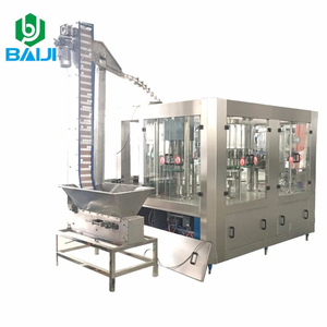 Automatic bottled drinking water filling bottling machine / equipment sale