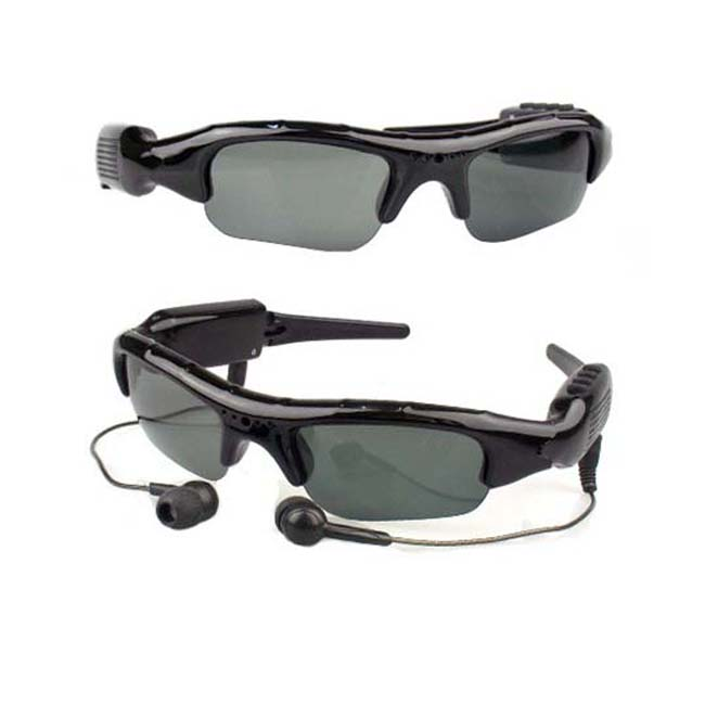 【US】HD 1080P Spy Camera 5MP Digital Video Glasses Hidden Camcorder Eyewear DVR