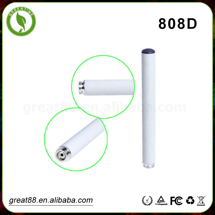 new invented electronic product 808D 300mah vapor flask clone
