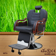 2016 black salon chair for hair salon 8074