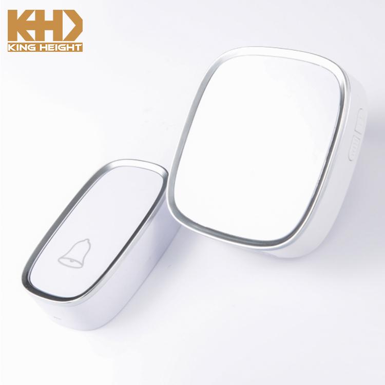 KH-DB001 स्मार्ट घर निविड़ अंधकार लंबी दूरी के बेतार घंटी