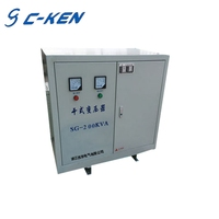 Cken High Accuracy Three Phase 110V 220V Output Voltage Power Supplies Transformer