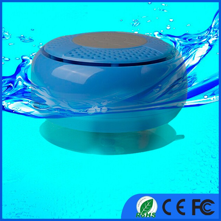 Waterproof Portable Mini Wireless Bluetooth Speaker for MP3 / iPhone / iPad / Samsung / Tablet PC / Laptop bluetooth speaker