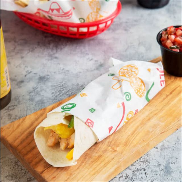 New Arrival Cheap Price Customized Recycling-Sandwich-Wrap Hersteller aus China