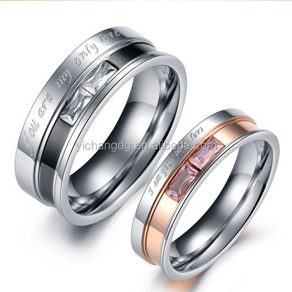 King And Queen Engagement Wedding Ring Jewelry