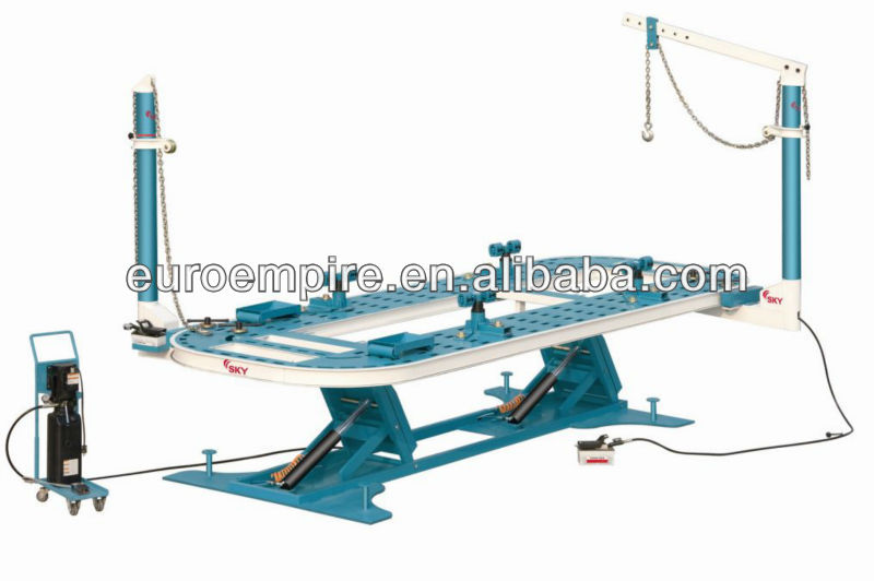 Removable cross-members Height Adjustable FL3 frame machine
