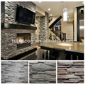 Faux Stone Shower Wall Panel For Decor