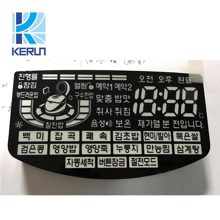 0.56 3 digit 7 segment led display