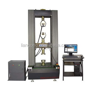 construction materials steel tensile compression bending shearing testing machine