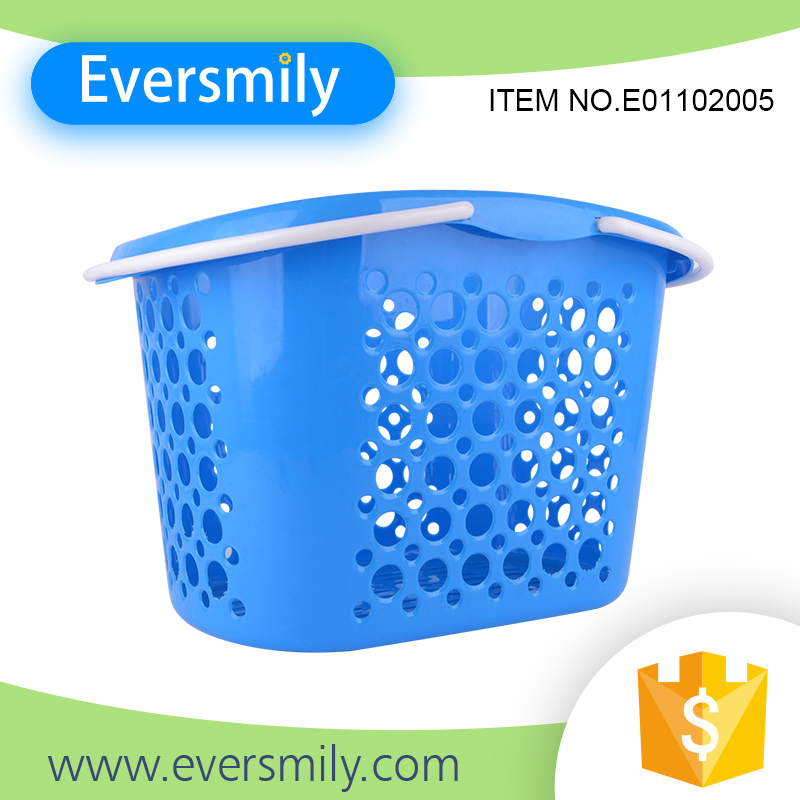 Multifunctional good quality durable large size pp basket for wholesale