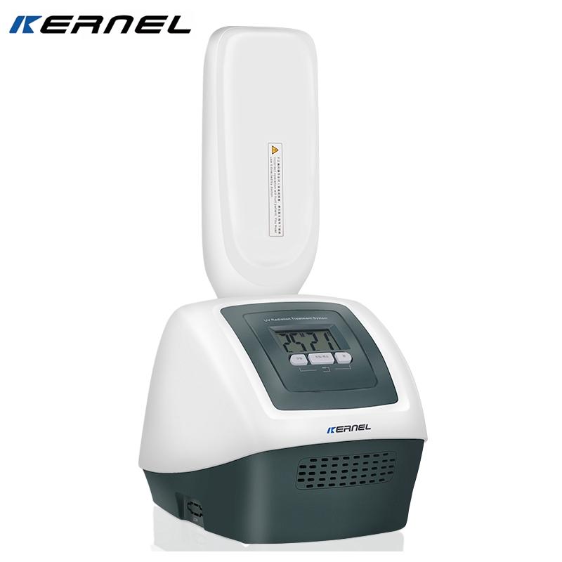 FDA cleared KN-4006B KERNEL UV Phototherapy ใช้มือถือ 311nm UVB UV Light therapy สำหรับ vitiligo โรคสะเก็ดเงิน treatment