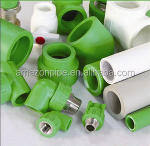 lowest price factory supply ppr pipe and fittings